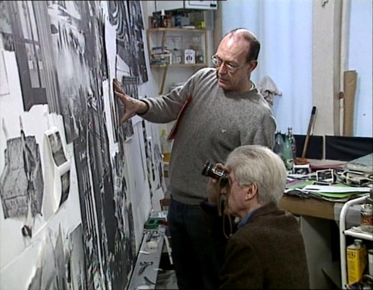 Alain Resnais et Guy Peelaert