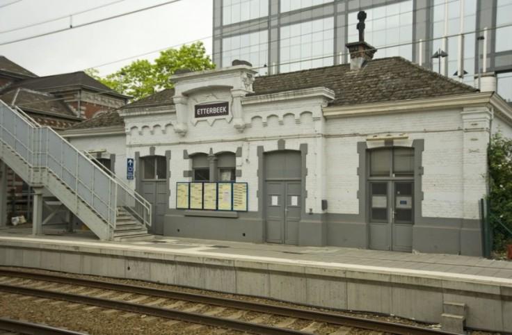 gare Etterbeek 1880